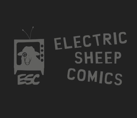Electric Sheep Comics - Novel Comix App Comics Fumetti