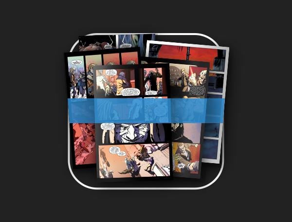 Novel Comix App Comics Fumetti - Protezione dell'opera