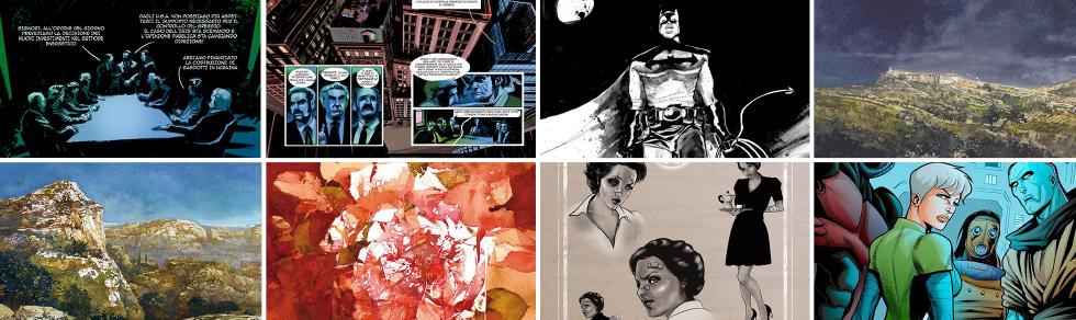 Novel Comix Academy - lezioni di disegno, fumetto, sceneggiatura