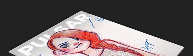 Pulsar Tre Novel Comix Piattaforma per pubblicare fumetti