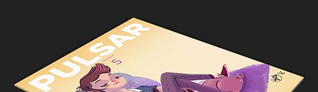 Pulsar Cinque Novel Comix Piattaforma per pubblicare fumetti