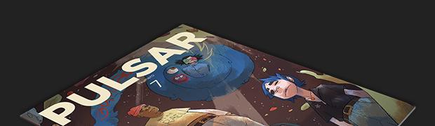 Pulsar Sette Novel Comix Piattaforma per pubblicare fumetti